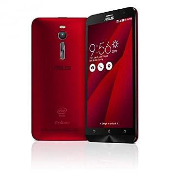Asus Zenfone 2 ZE551ML Full HD 16Go 4G Rouge
