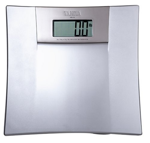 Buy Low Price Tanita Hd 314 S Digital Bathroom Scale Silver Hd314s Health Monitor Mart