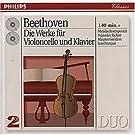 Duo - Beethoven (Werke f�r Violoncello und Klavier)