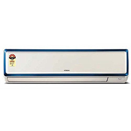 Hitachi ACO-514HRD Split AC (1.2 Ton, 5 Star Rating, Cream and Blue)