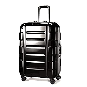 Samsonite Luggage Cruisair Bold Spinner Bag, Black, 29 Inch