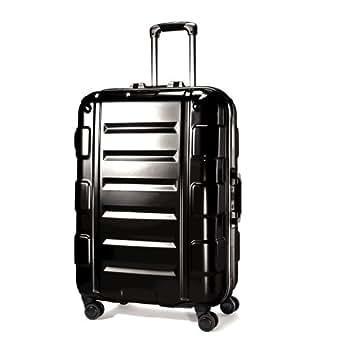 Samsonite Luggage Cruisair Bold Spinner Bag, Black, 29 Inch