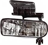 00-05 CHEVY CHEVROLET TAHOE FOG LIGHT LH (DRIVER SIDE) SUV, EXCEPT Z71 (2000 00 2001 01 2002 02 2003 03 2004 04 2005 05) 19-5318-01 15187249