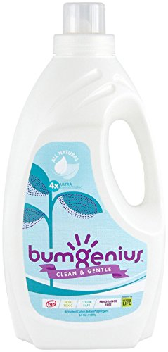 BumGenius Liquid Detergent - 64 Oz