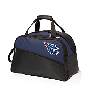 NFL Tennessee Titans Tundra Insulated Cooler Duffel Bag by Picnic Time