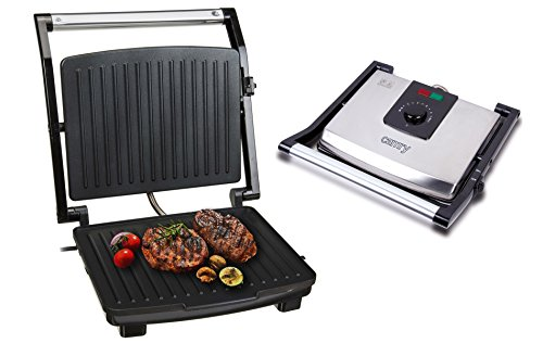 xl kontaktgrill elektrogrill sandwichtoaster tischgrill 2. Black Bedroom Furniture Sets. Home Design Ideas