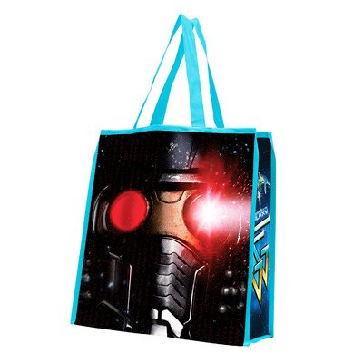 Vandor 26573 Marvel Guardians of the Galaxy Large Recycled Shopper Tote, Multicolor (Guardians Of The Galaxy For Sale)