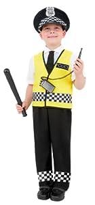 Déguisement policier enfant - 4 à 6 ans