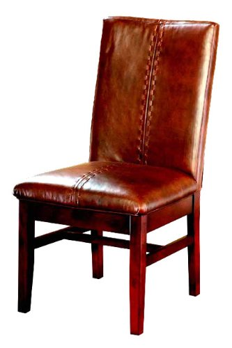 Buy Low Price Amish Furniture House Amish Usa Made Georgetown Dining Chair Tw 9050l B003yd7s8w