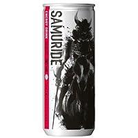 ハウス 「SAMURIDE ENERGY DRINK」(サムライド エナジードリンク)250ml 1箱(30本入)