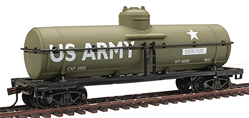 Model Power 98663 40' Tank Car US Army Diesel Fuel (Diesel Fuel Tanker compare prices)