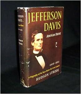 jefferson davis biography Essay Examples