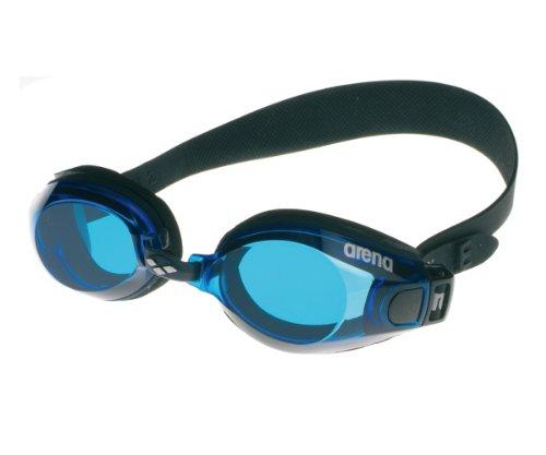 arena Unisex Schwimmbrille Zoom Neoprene, black-blue-navy, 9227957