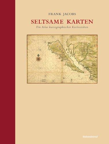 Seltsame Karten - Buchcover