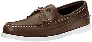 Sebago Men's Docksides Boat Shoe,Brown Elk,7 M US