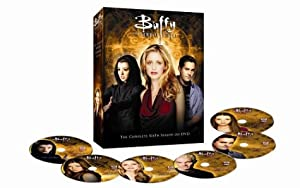 Buffy The Vampire Slayer - The Complete Sixth Season by WB Television Network, The