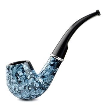 World Pride Wood-like Smoking Tabacco Pipe (Marbling)