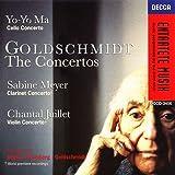 ゴルトシュミット:チェロ協奏曲