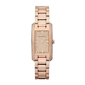 burberry gold engraved