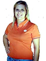 Clemson Ladies Grandstand Polo Shirt