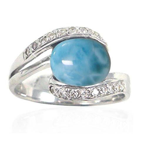 Sterling Silver Ring with