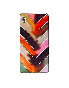 sony z5 premium brush artwork Mobile Case by Mott2 - Brush Art Work