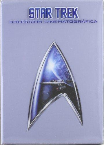 Pack Star Trek (Pelicula 1-6) [DVD]