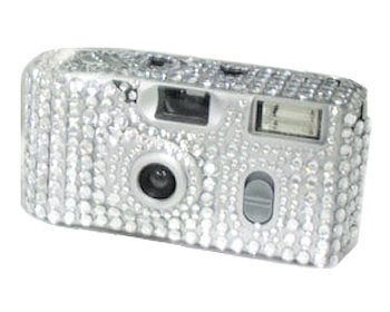10 Pack of Rhinestone Disposable Wedding Cameras