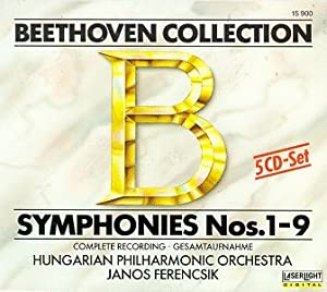 Beethoven Collection 1-5: Symphonies 1-9