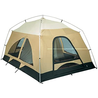 Eureka Titan Luxury Family  sc 1 st  C&ing Tents u0026 Backpacking & Columbia Bugaboo II Geo Dome Tent with Foot Lockers | Camping ...
