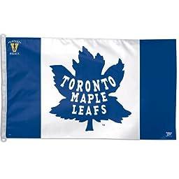 NHL Toronto Maple Leafs 3-by-5 foot Flag