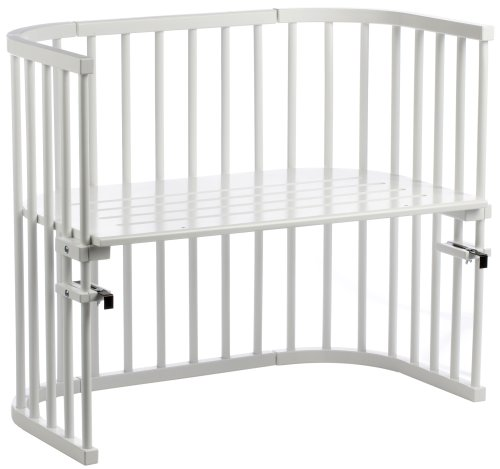 auflagen unterbetten babybay maxi 160102 beistellbett baby bettchen 39 das gro e 39 wei. Black Bedroom Furniture Sets. Home Design Ideas
