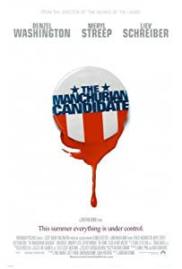 The Manchurian Candidate Double-sided Poster Print, 27x40