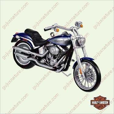 2000 Softail Deuce Motorcyle - HARLEY-DAVIDSON MOTORCYCLE MILESTONES Series - 1