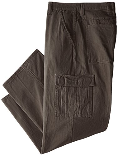 wrangler-mens-big-and-tall-authentics-classic-cargo-twill-pant-olive-drab-44x30