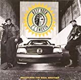 Pete Rock & C.L.Smooth Mecca And The Soul Brother [12