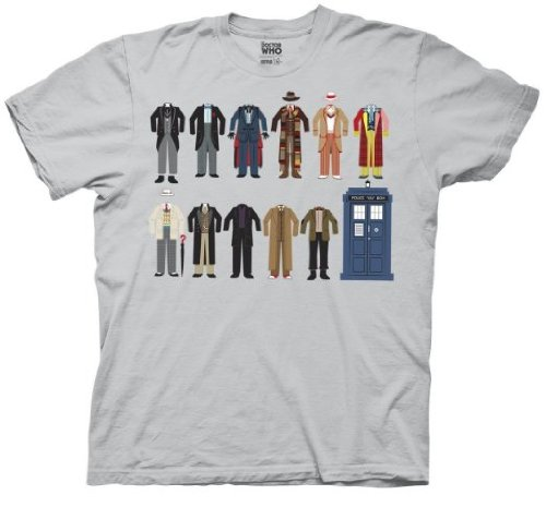 Doctor Who Outfits Cotumes Tardis