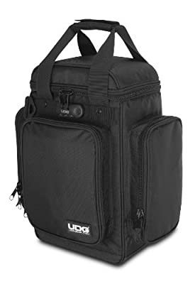 UDG U9023BL/OR Small Producer Bag - Black/Orange from UDG