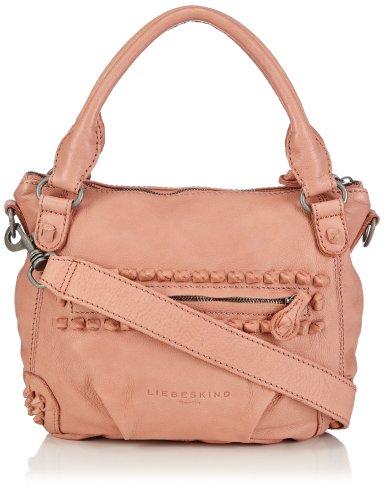 Liebeskind Berlin Womens GinaD Handbag Red Rot (nude) Size: 35x28x7 cm (B x H x T)