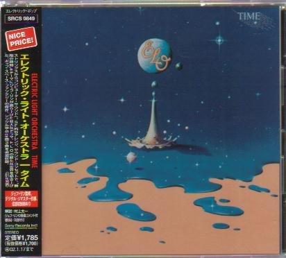 Electric Light Orchestra - Time [Bonus Tracks] - Zortam Music
