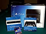 Playstation 4 & USA VERSION Camera *Super RARE* Bundle!