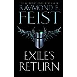 Exile's Return (Conclave of Shadows, Book 3)by Raymond E. Feist