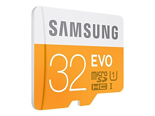 Samsung EVO 32GB Class 10 Micro SDHC Card with Adapter (MB-MP32DA/AM)