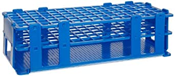 Thermo Scientific ELED 118465 Test Tube Sample Rack, For Plastic Model SWB1122 Series Shaking Water Baths or RSWB3222 Refrigerated Shaking Water Bath Series