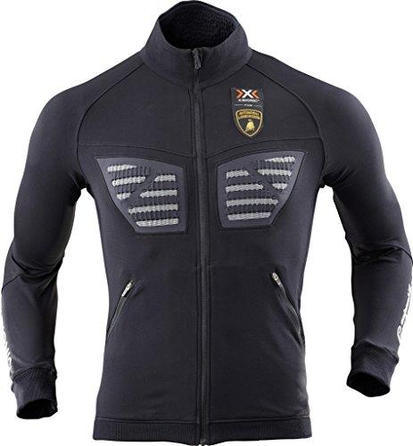 x-bionic-for-automobili-lamborghini-outdoor-racoon-veste-noir-anthracite-m-schwarz-anthracite