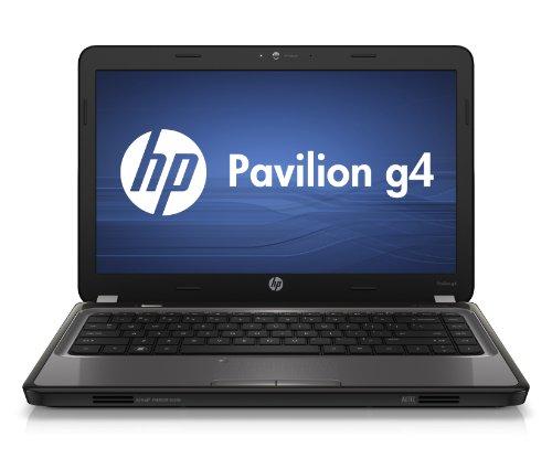 HP g4-1010us Notebook PC - Black