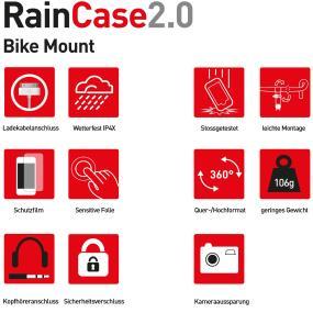 Eigenschaften des Rain Case 2.0