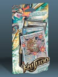 Kaijudo Invasion Earth Choten's Army Deck