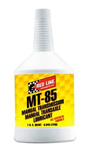 Red Line (50504) MT-85 75W-85 GL-4 Manual Transmission and Transaxle Lubricant - 1 Quart from Red Line