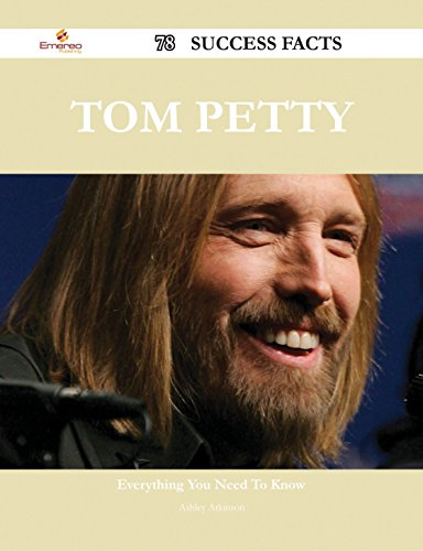 Amazon.com.br eBooks Kindle: Tom Petty 78 Success Facts - Everything you need to know about Tom Petty, Ashley Atkinson - 4177fMtnBcL